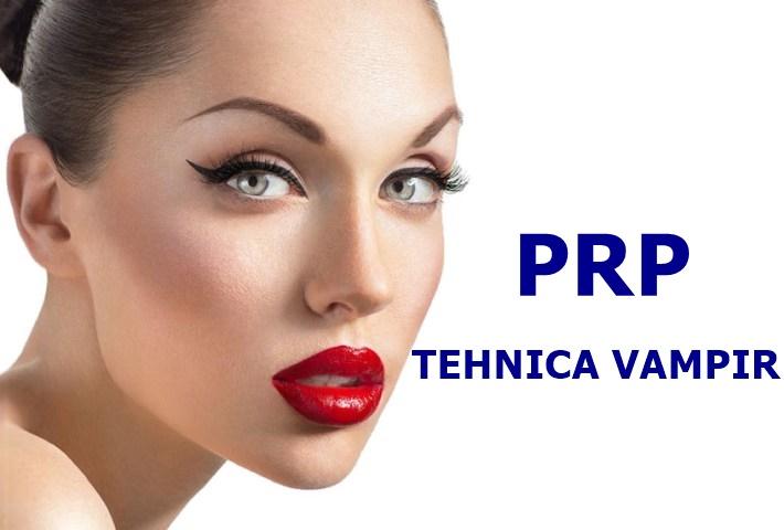 10Tratamente cu plasma Platelet-rich plasma (PRP) - Tehnica Vampir